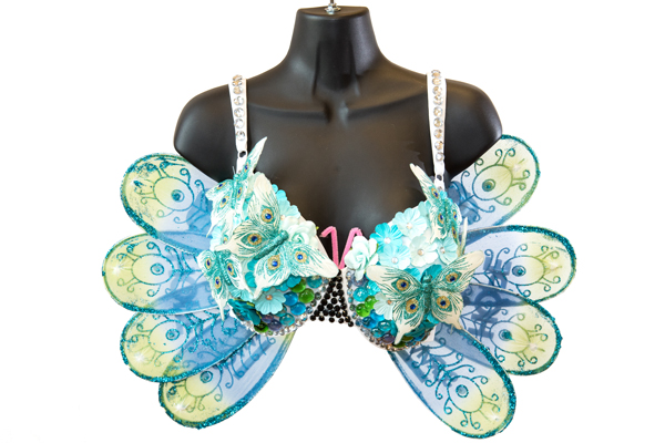 Butterfly Wings Fly, Spread Your Wings & Find A Cure For Cancer